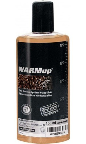 а354 Смазка WARMup Coffie, 150 ml
